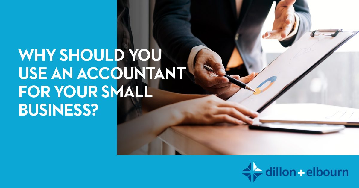 Why Use Accountant For Small Business