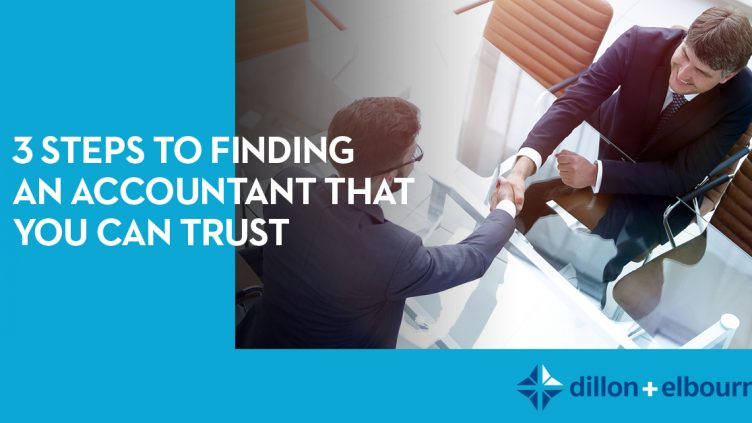 3 Steps Finding Accountant That Trust