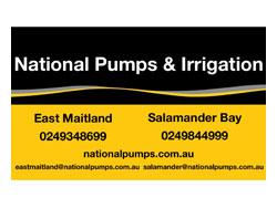 National Pumps Irrigation